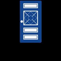 LogoBlueDoor